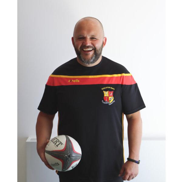Dan Lund - Coach