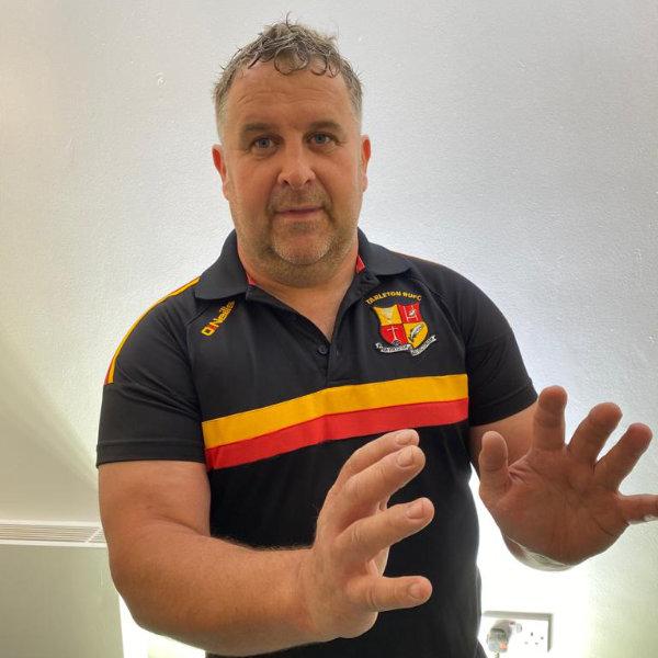 Matt Barker Coach