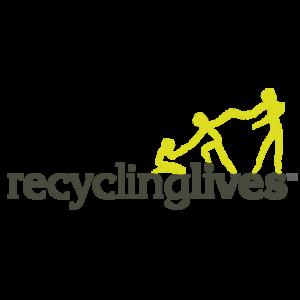 Recycling Lives Logo