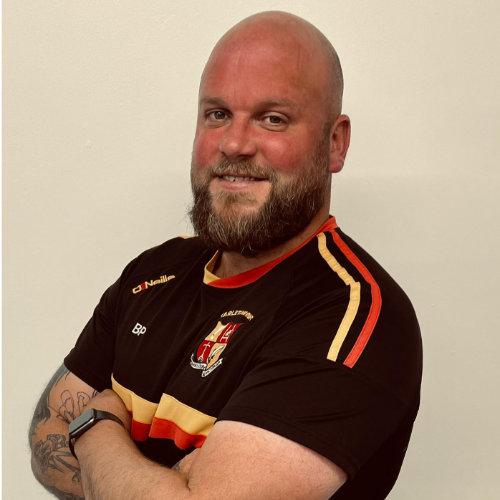Brian Parsons - Coach